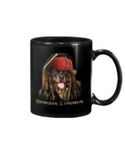 Rottweiler Pirates Mug thumbnail