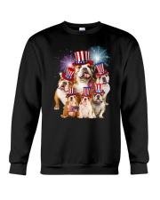 Bulldog USA 2505 Crewneck Sweatshirt thumbnail