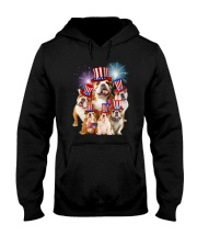 Bulldog USA 2505 Hooded Sweatshirt thumbnail