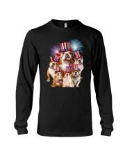 Bulldog USA 2505 Long Sleeve Tee thumbnail
