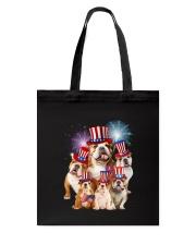 Bulldog USA 2505 Tote Bag thumbnail