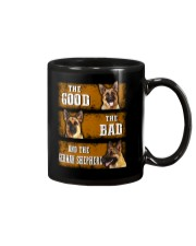 German Shepherd Good Bad Mug thumbnail