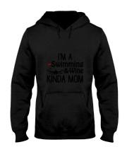 Swimming Kinda Mom 2304 Hooded Sweatshirt thumbnail