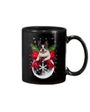NYX - Boston Terrier Xmas - 0610 Mug thumbnail