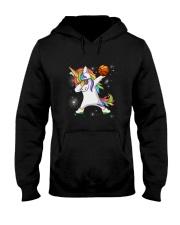 Unicorn Basketball 2604 Hooded Sweatshirt thumbnail