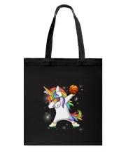 Unicorn Basketball 2604 Tote Bag thumbnail
