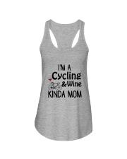 Cycling Kinda Mom 2304 Ladies Flowy Tank front