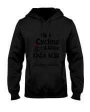 Cycling Kinda Mom 2304 Hooded Sweatshirt thumbnail