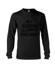 Cycling Kinda Mom 2304 Long Sleeve Tee thumbnail