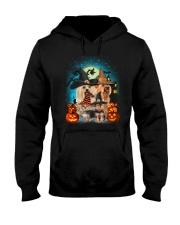 Gaea- Yorkshire Terrier Halloween- 1508- 15 Hooded Sweatshirt thumbnail