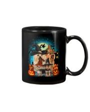 Gaea- Yorkshire Terrier Halloween- 1508- 15 Mug thumbnail