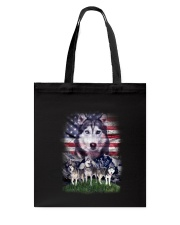 Siberian Husky Proud 0806 Tote Bag tile