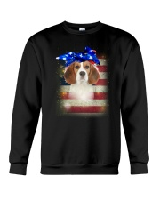 Beagle USA 0606 Crewneck Sweatshirt thumbnail
