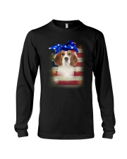 Beagle USA 0606 Long Sleeve Tee thumbnail