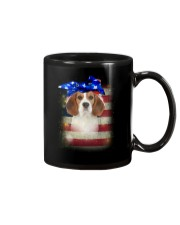 Beagle USA 0606 Mug tile