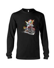 Unicorn Motorcycles 2604 Long Sleeve Tee thumbnail