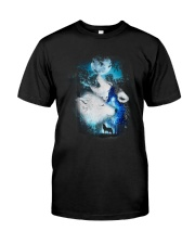 GAEA - Wolf Couple 1004 Classic T-Shirt front