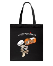 Shih Tzu Anti Tote Bag thumbnail