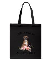 Boxer Love Woman 2104 Tote Bag thumbnail
