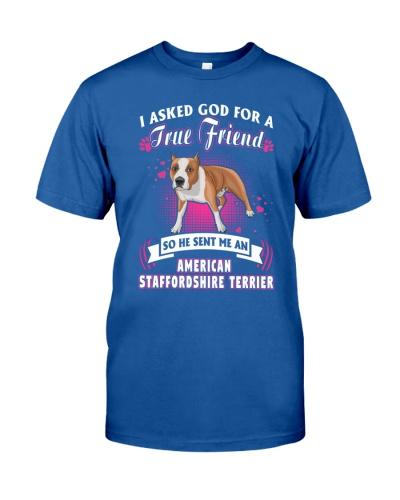 American Staffordshire Terrier True Friend