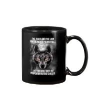 Wolf Does Not Perform 2205 Mug thumbnail