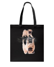 GAEA - Pug Dream New - 0908 - 8 Tote Bag tile