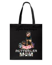 GAEA - Rottweiler Busy Mom 1704 Tote Bag thumbnail