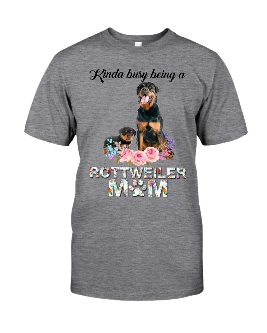 GAEA - Rottweiler Busy Mom 1704 Classic T-Shirt