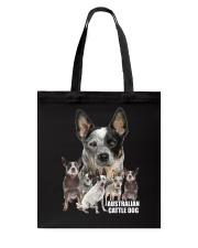 Australian Cattle Dog Awesome Mug Tote Bag thumbnail