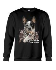 Australian Cattle Dog Awesome Mug Crewneck Sweatshirt thumbnail