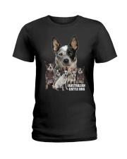 Australian Cattle Dog Awesome Mug Ladies T-Shirt thumbnail