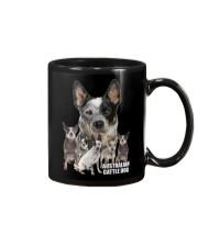 Australian Cattle Dog Awesome Mug Mug front