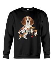 GAEA - Beagle Running 1403 Crewneck Sweatshirt thumbnail