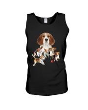 GAEA - Beagle Running 1403 Unisex Tank thumbnail