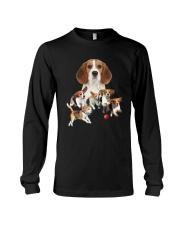 GAEA - Beagle Running 1403 Long Sleeve Tee thumbnail