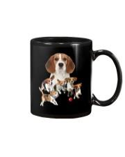 GAEA - Beagle Running 1403 Mug thumbnail