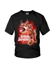 GAEA - German Shepherd Great 0504 Youth T-Shirt thumbnail