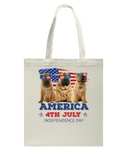 Shar Pei 4th7 0706 Tote Bag thumbnail