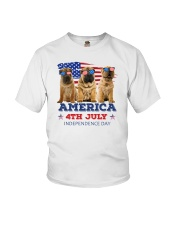Shar Pei 4th7 0706 Youth T-Shirt thumbnail