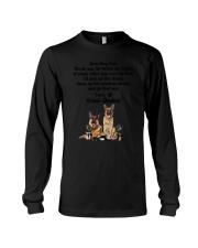 German Shepherd Love Dad 3005 Long Sleeve Tee thumbnail