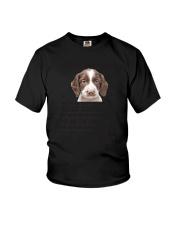 English Springer Spaniel Human Dad 0206 Youth T-Shirt thumbnail