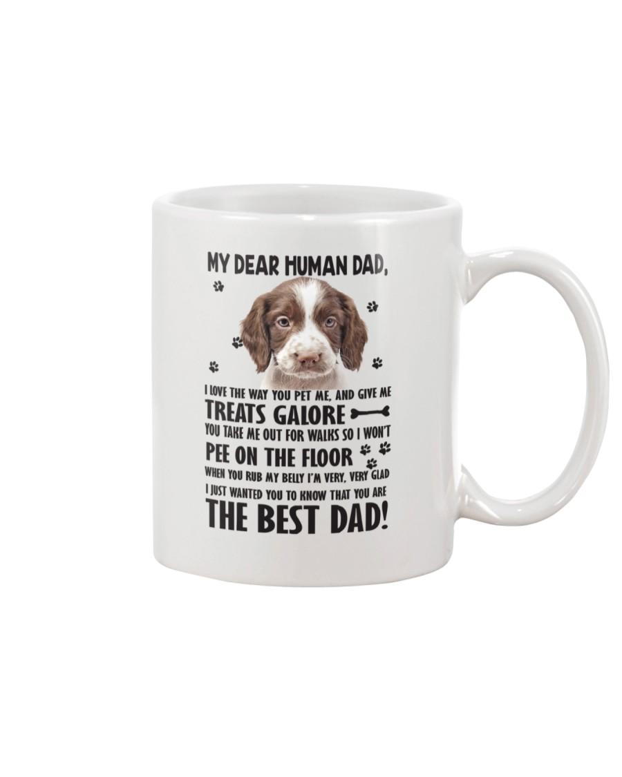 English Springer Spaniel Human Dad 0206 Mug