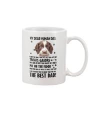 English Springer Spaniel Human Dad 0206 Mug front