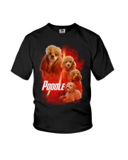 GAEA - Poodle Great 1004 Youth T-Shirt thumbnail