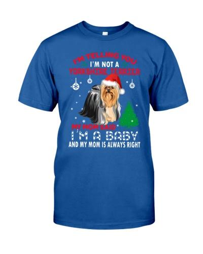 Yorkshire Terrier Xmas
