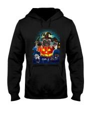 ao mau mau xam Hooded Sweatshirt thumbnail