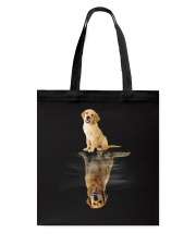 Golden Retriever Dream Tote Bag thumbnail