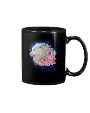 Wolf Flower 1005 Mug thumbnail
