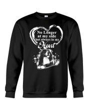 Bernese Mountain Dog In My Heart Crewneck Sweatshirt thumbnail