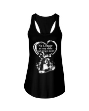 Bernese Mountain Dog In My Heart Ladies Flowy Tank tile